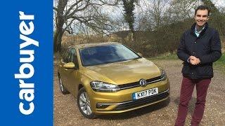 Volkswagen Golf Mk7.5 hatchback 2017 review - James Batchelor - Carbuyer