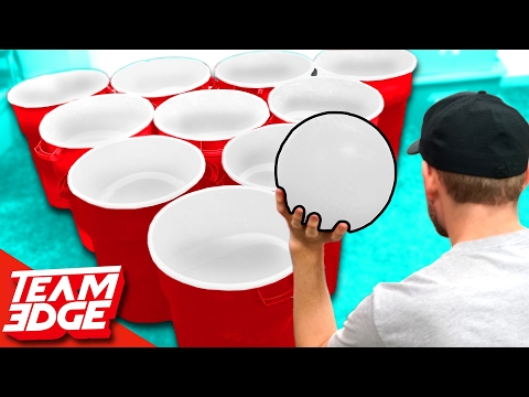 Giant Cup Pong
