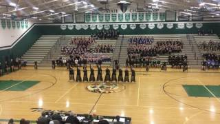 Tigard High Exhibition - February 11, 2017