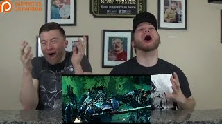 Transformers: The Last Knight Official Trailer: IconicComic Reaction!