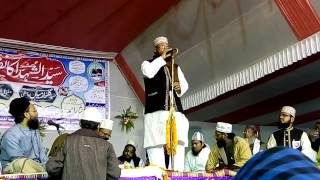 dilkash ranchvi new naat at bergi
