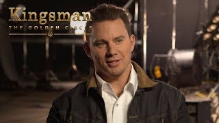 Kingsman: The Golden Circle | Gaining Channing Tatum