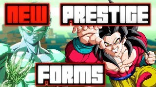 NEW PRESTIGE FORMS IN DRAGON BALL Z FINAL STAND?!   Roblox