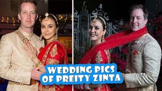 Wedding Photograph's Of Preity Zinta | Gene Goodenough | Latest Bollywood Movies News 2016