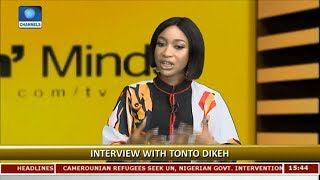 It Does Not Matter Whether You Believe My Story Or Not - TonTo Dikeh Pt.1 |Rubbin Minds|