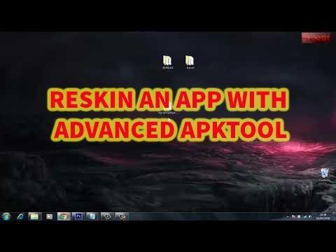 الهندسة العكسية // حل مشكل ADVANCED APKTOOL مع التطبيقات الجديدة و طريقة التحديث الى النسخة الاخيرة