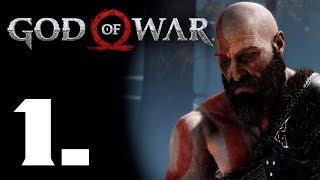 GOD OF WAR 4 - TIERRAS NÓRDICAS #1 - GAMEPLAY ESPAÑOL