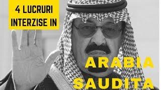 4 LUCRURI INTERZISE IN ARABIA SAUDITA
