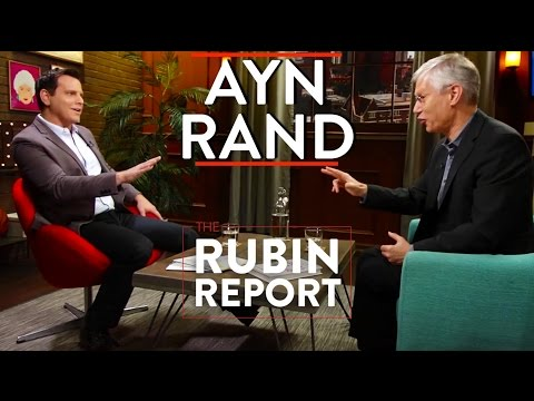 Ayn Rand Philosophy Objectivism Self Interest full interview with Yaron Brook