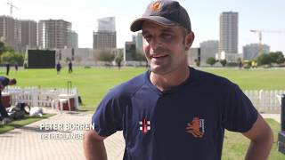 Peter Borren on what it would mean to qualify for CWC19