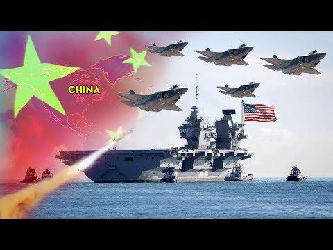 Xxx Mp4 China Vs USA China Navy Shocked March 24 2019 US Military News Update 3gp Sex