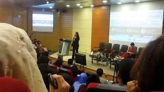 Inspiring Speech by Zara Mahbub on Stress Management at NSU