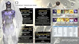 Magic Templar DPS for ESO Homestead [Omega]
