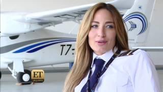 ET بالعربي – ميرفا قاضي تقود الطائرة بعد تخطي الفوبيا
