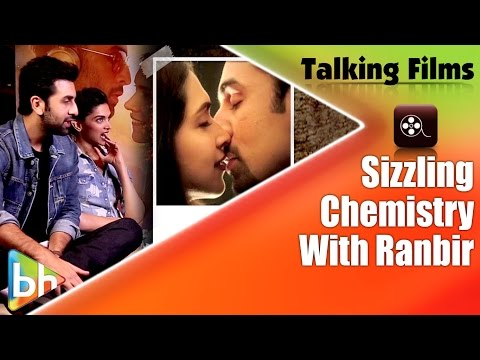 Xxx Mp4 Ranbir Kapoor And Deepika Padukone Talks About KISSING Scene In Tamasha 3gp Sex