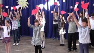 Anyák napja   3  osztály műsora 2015