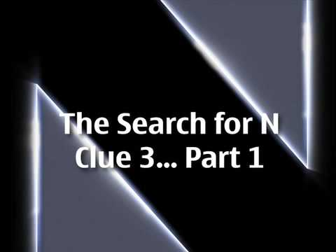 Search for N, Clue 3 Part 1
