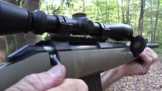 Ruger American Ranch Rifle   7.62X39   Range 2