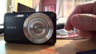 New Sony Cyber shot camera  Walmart SDcard Fingerhut online shopping