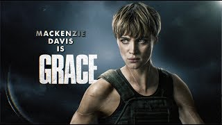Terminator: Dark Fate  (2019) - Grace Character Featurette - Paramount Pictures