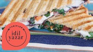 Akdeniz Tostu Tarifi - İdil Tatari - Yemek Tarifleri