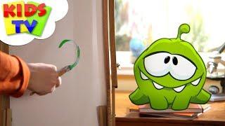 Arts And Crafts | Om Nom Stories | Episode 7 |  Kids Cartoons | Kids Tv