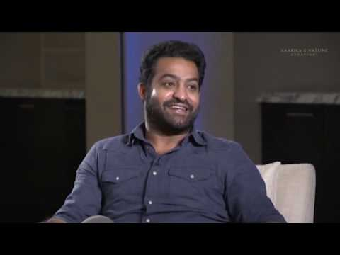 Sunil Interviews Jr. NTR & Trivikram | Aravindha Sametha Team Interview