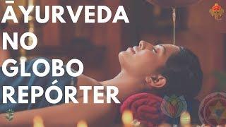 Ayurveda no Globo Repórter no Arya Vaidya Pharmacy - AVP - 2012