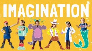 Imagination by The Singing Lizard - Munchkin Music