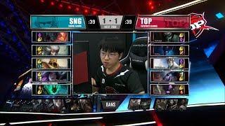 【NEST2018】半決賽 SNG vs TOP #3