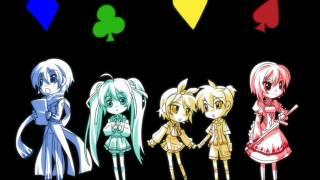 【Vocaloid5】 Hitobashira Alice - Alice Human Sacrifice