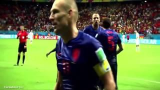 Arjen Robben mejores Jugadas y Goles de este jugadorazo