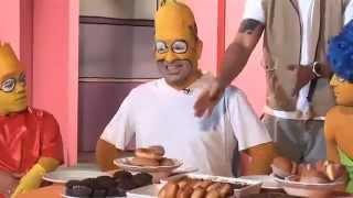 Dramaturgia Pânico Os Simpsons 04/09/2011