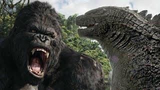 Godzilla vs King Kong Officially Coming in 2020