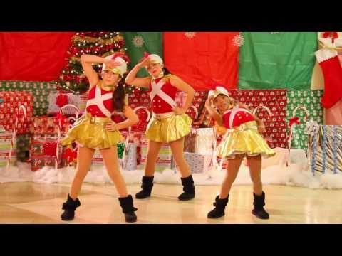 Christmas Lady GAGA Run DMC TLC