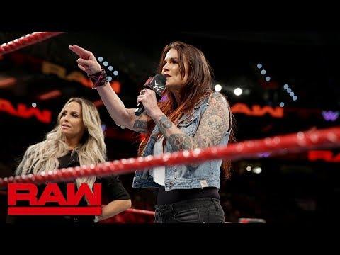 Xxx Mp4 Alexa Bliss Mickie James Think Trish Stratus Lita S Time Has Passed Raw Oct 15 2018 3gp Sex