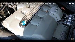 ADAC entdeckt mögliche► URSACHE für► RUHESTROM verbrauch-BMW 745 Bj 2003