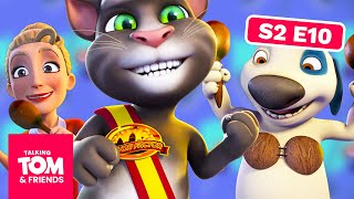 Talking Tom and Friends - Happy Town | Season 2 Episode 10