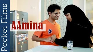 Hindi Short Film - Aamina | A Muslim Woman's Dilemma