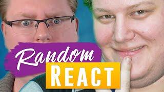 React: Videos Voller Random-ness!