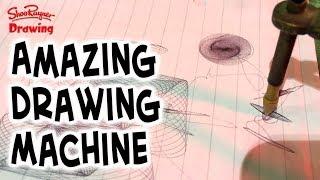 An amazing drawing machine