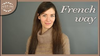 French makeup & hair |