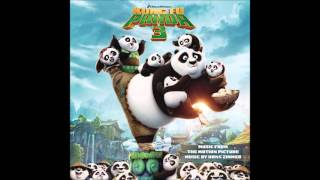 Kung Fu Panda 3 - Kung Fu Fighting -  The Vamps - Soundtrack