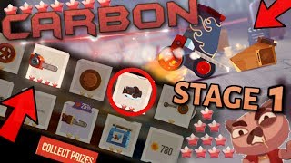How to get CARBON Parts in STAGE 1! - C.A.T.S Glitch (Crash Arena Turbo Stars Exploit)