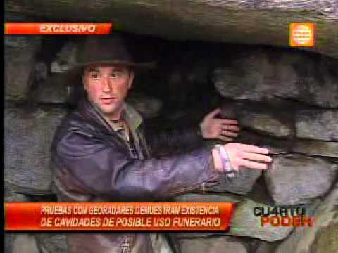 Cuarto Poder 10.02.13 El polémico hallazgo en Machu Picchu I