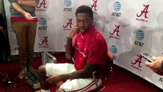 Alabama WR Calvin Ridley   national title prep