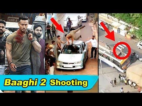 Xxx Mp4 Tiger Shroff S Baaghi 2 Movie Stunt Shooting Video LEAKED 3gp Sex
