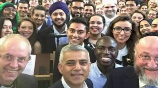 Sadiq Khan, London's first Muslim mayor, on connecting citizens