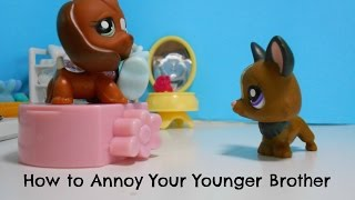 LPS: How to Annoy Your Younger Brother
