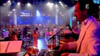 Paradisio Bailando feat Shelby DIAZ Summer Classic Hit (c) 2011 France2 PATRICK SEBASTIEN